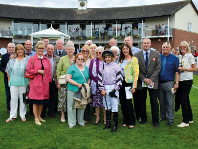 Owners at Beverley
