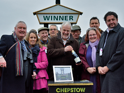 Owners at Chepstow