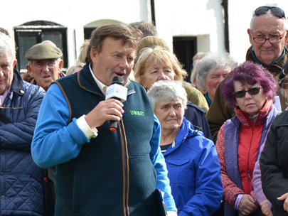 Nicky Henderson Stable Visit